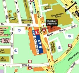 Beauty World Plaza Singapore 140 Upper Bukit Timah Road